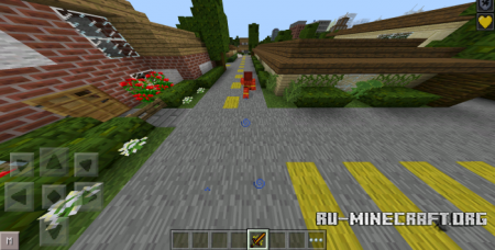 ������� The Flash ��� Minecraft PE 0.12.1