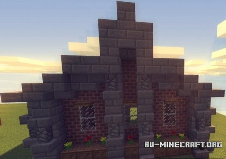������� [Project Etherlas] Small House   ��� Minecraft