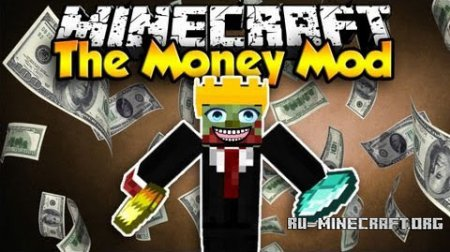 Скачать It's All About Money для Minecraft 1.7.10