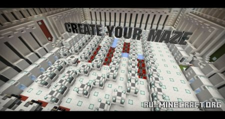 Скачать Cephyr Tower Defence для Minecraft 1.8
