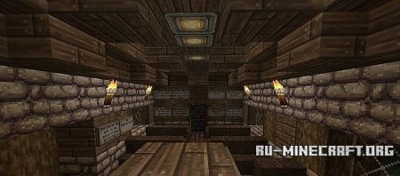 Скачать Villager's Meetinghouse  для Minecraft