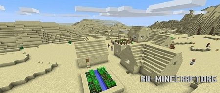 ������� The Planet Cycle - Chapter 1 - The Sand Planet  ��� Minecraft