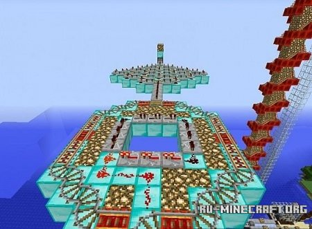 Скачать Ultimate Redstone Creation  для Minecraft