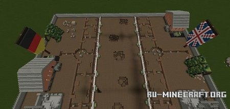 Скачать pvp map 48 players  для Minecraft