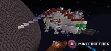 Скачать Walker Carrier  для Minecraft