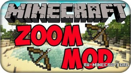 Скачать Stepless Zoom для Minecraft 1.8