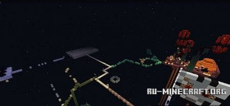 ������� Sky Quest: The Dragon Slayer  ��� Minecraft