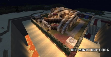 ������� The Most Safe House ��� Minecraft