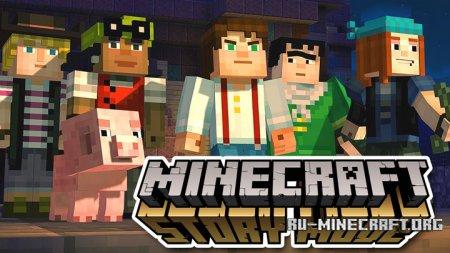 Скачать Minecraft: Story Mode - Episode 1 Торрент [Windows/Mac OS X/Android]
