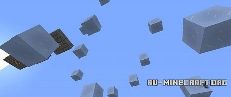 ������� The Stone Tower Parkour  ��� Minecraft