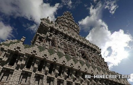 ������� Cathedral - First Try  ��� Minecraft