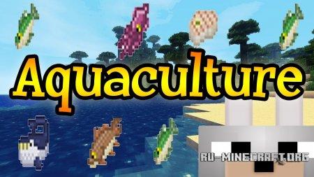 Скачать Aqua Culture для Minecraft PE 0.12.1