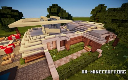 Скачать The House of Your Dreams для Minecraft