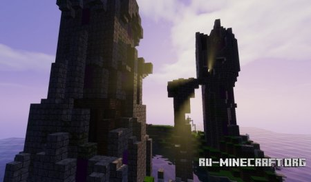 ������� Abandoned Fort Oakenfold ��� Minecraft