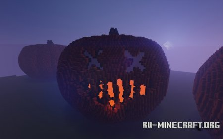 Скачать Pumpkin Carving For Everyone для Minecraft