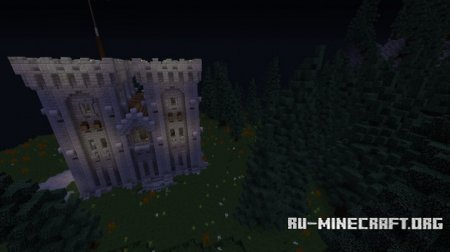 Скачать Riverhold Castle для Minecraft