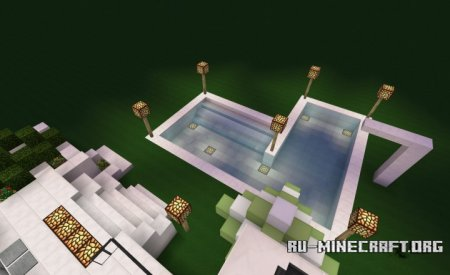 ������� Vine Estate ��� Minecraft