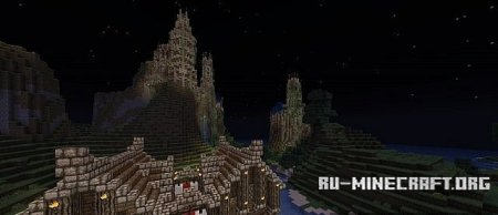 Скачать City or Castle of ARF  для Minecraft