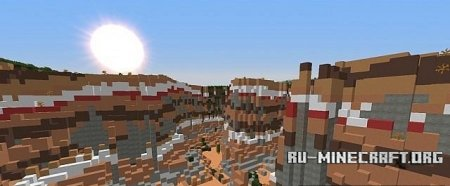 Скачать Zesk world large  для Minecraft