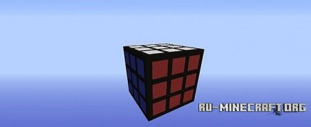 ������� Functional Rubik's Cube Version  ��� Minecraft