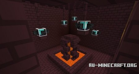 ������� Battle of The Elements ��� Minecraft