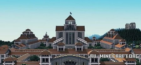 ������� World of Vicecraft: The Monastery  ��� Minecraft