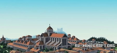 Скачать World of Vicecraft: The Monastery  для Minecraft