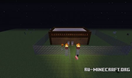 Скачать Witches Hut для Minecraft