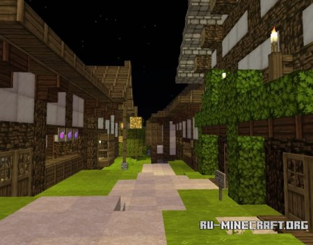 ������� Japanese City of Haru Iwa ��� Minecraft