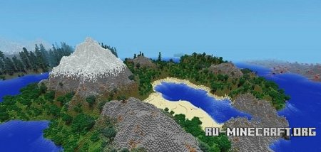 ������� Eminent Islands [Nature Only]  ��� Minecraft