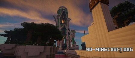 ������� Fantasy Style Survival Server   ��� Minecraft