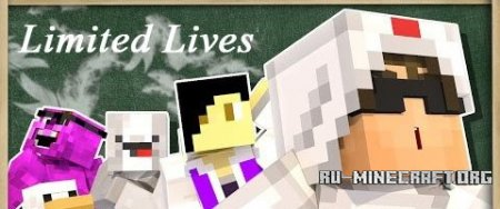 ������� Limited Lives ��� Minecraft 1.7.10
