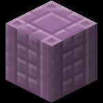 Пурпурная колонна в Minecraft 1.9