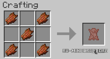 Скачать Yet Another Leather Smelting Mod для Minecraft 1.8