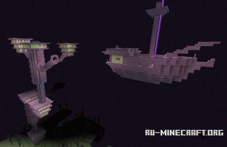Город Края Minecraft 1.9