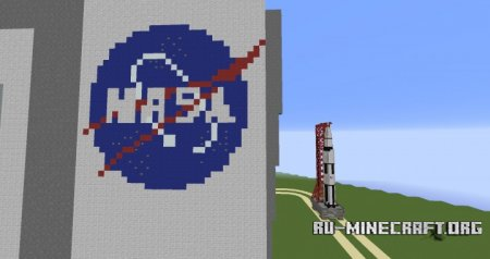 Скачать NASA Vehicle Assembly для Minecraft