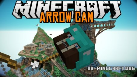 ������� Arrow Camera ��� Minecraft 1.8.3