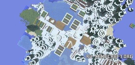 Скачать Mo' Villages  для Minecraft 1.5.2
