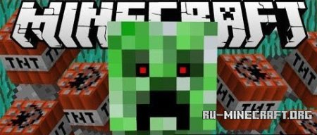 Скачать Creeper Awareness для Minecraft 1.7.10