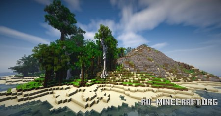 ������� Tropix Survival ��� Minecraft