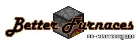 Скачать Better Furnaces для Minecraft 1.6.2