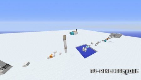 ������� Heaven Parkour ��� Minecraft