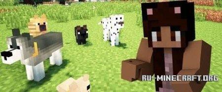 Скачать Copious Dogs для Minecraft 1.7.2