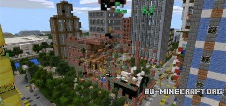 Скачать TNT Multiplier для Minecraft PE 0.12.1