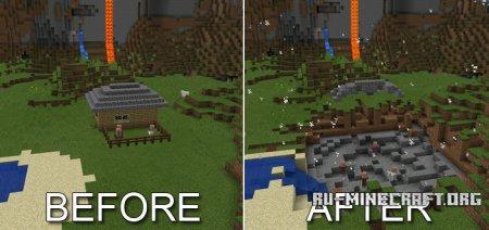 Скачать God of TNT для Minecraft PE 0.12.1