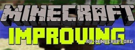 Скачать Improving Minecraft  для Minecraft 1.7.2