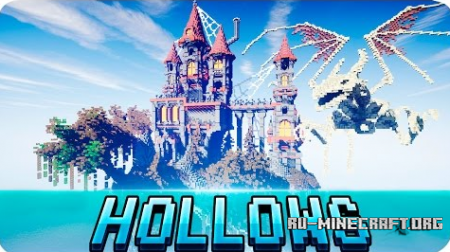 Скачать Bone Hollows для Minecraft