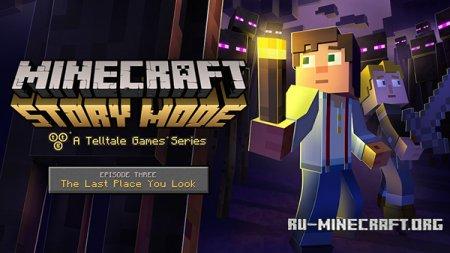 Скачать Minecraft: Story Mode - Episode 3 Торрент [Windows/Mac OS X/Android]