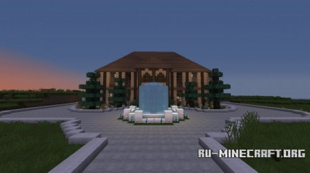������� Custom Mansion Build ��� Minecraft