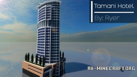 ������� Tamani Hotel at Park Lane ��� Minecraft